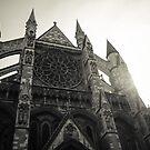 Westminster Abbey by bposs98