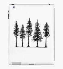 Pines iPad Case/Skin