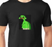 'Pepe' the Sad Turtle (not the smug frog this time) Unisex T-Shirt