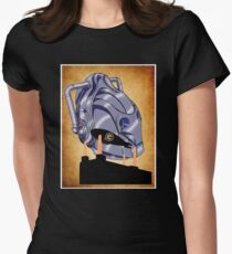 RISE OF THE CYBERMEN  Women's Fitted T-Shirt