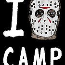 I Jason Camp by jarhumor