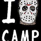 «I Jason Camp» de jarhumor