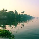 Backwaters Keral by Th3rd World Order