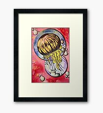 Primary Jelly Framed Print