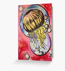 Primary Jelly Greeting Card