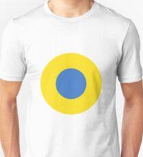Ukrainian Air Force Roundel  T-Shirt