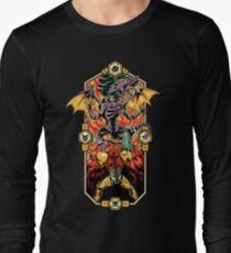 Epic Super Metroid Long Sleeve T-Shirt