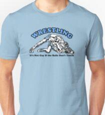 Wrestling - Gay Humor T-Shirt