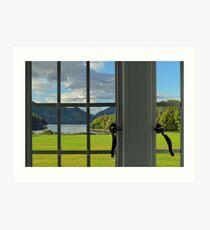 View on Muckross Lake Art Print