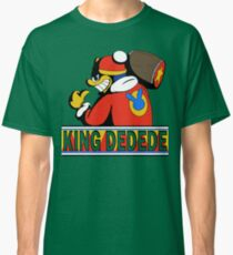King Dedede Classic T-Shirt