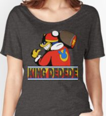 King Dedede Women's Relaxed Fit T-Shirt