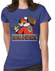 King Dedede Womens Fitted T-Shirt