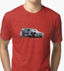 Volvo 850 Wagon Race Car TWR BTCC Tri-blend T-Shirt
