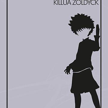 Killua by the-minimalist