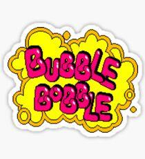 BubBob Arcade Sticker