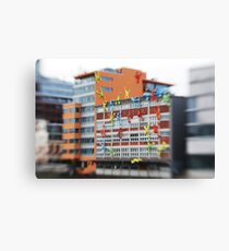 Architecture Canvas Print