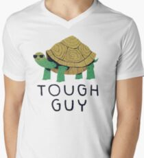 tough guy Men's V-Neck T-Shirt