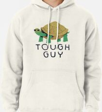 tough guy Pullover Hoodie