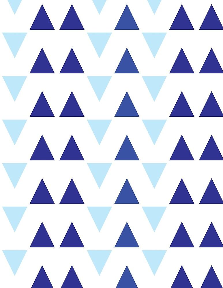 Geometric Winter Pattern by b-and-c