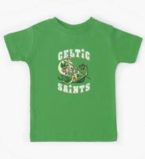 Celtic Saints Kids Tee