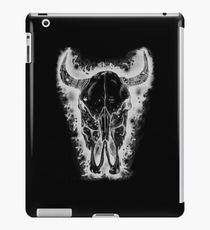 Black Bull iPad Case/Skin