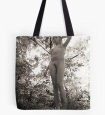 Jessica Nude Tote Bag