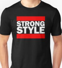 STRONG STYLE - RUN DMC T-Shirt