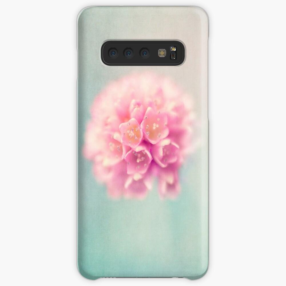baby pink Case & Skin for Samsung Galaxy