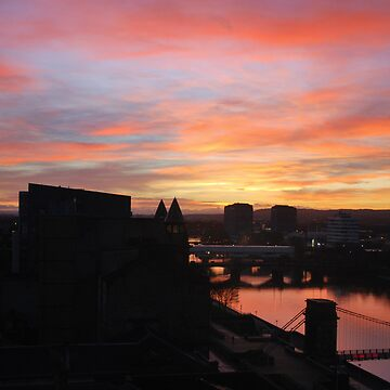 Glasgow Sunrise by MikaylaM