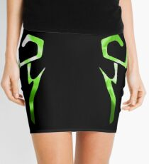 Scar Rage Mini Skirt