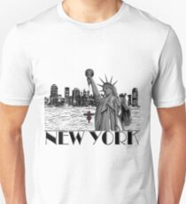 Hanging in New York T-Shirt