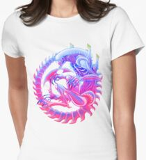 Xenomorph Women's Fitted T-Shirt