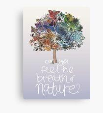 SEASONAL TREE Canvas Print