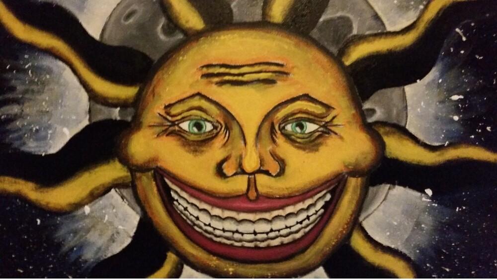 Happy sun by Kaylincarlos1