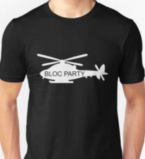 Bloc Party Helicopter T-Shirt