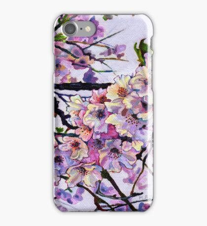 The Cherry Branch iPhone Case/Skin