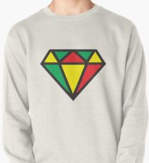Irie Rasta Diamond Sweatshirt