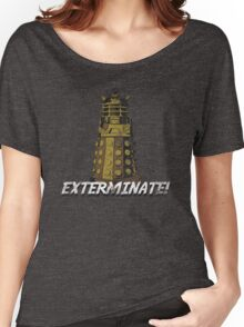 vintage dalek  Women's Relaxed Fit T-Shirt