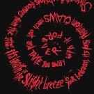 Shadow of Death (Spiral of the Grim Reaper) von Anthony McCracken