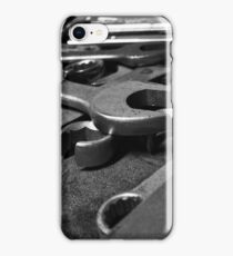 Wrenches iPhone Case/Skin