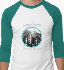 MINAS TIRITH PUBLIC LIBRARY Men's Baseball ¾ T-Shirt