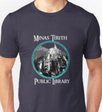 MINAS TIRITH PUBLIC LIBRARY Unisex T-Shirt