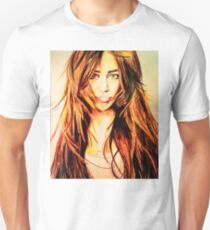 The old Miley Cyrus Unisex T-Shirt
