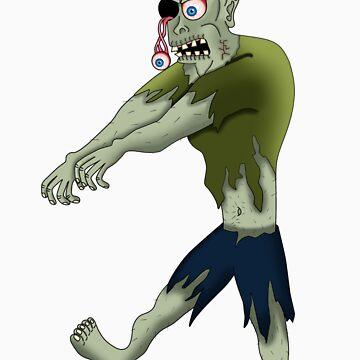 Zombie by vanessalauder