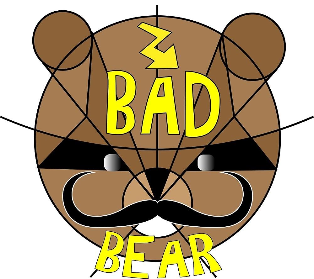 BAD BAD BEAR by Flashbianco