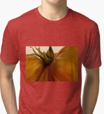 Tomato Macro Tri-blend T-Shirt