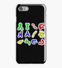 Stargate Glyphs iPhone Case/Skin