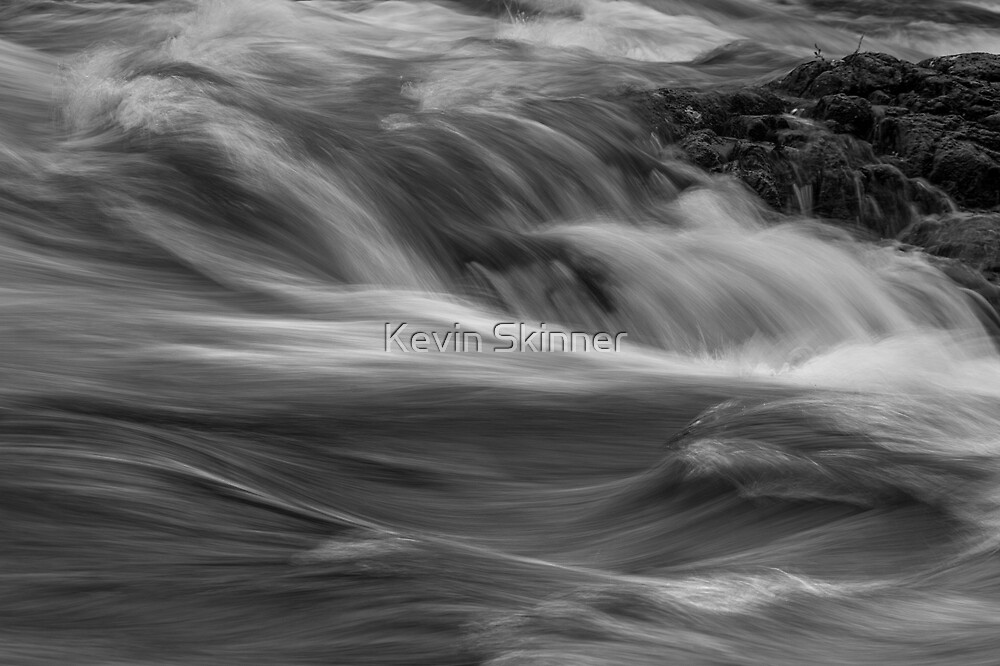 Aquaphobia: Flow by Kevin Skinner