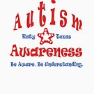 Autism Awareness by BNash2012