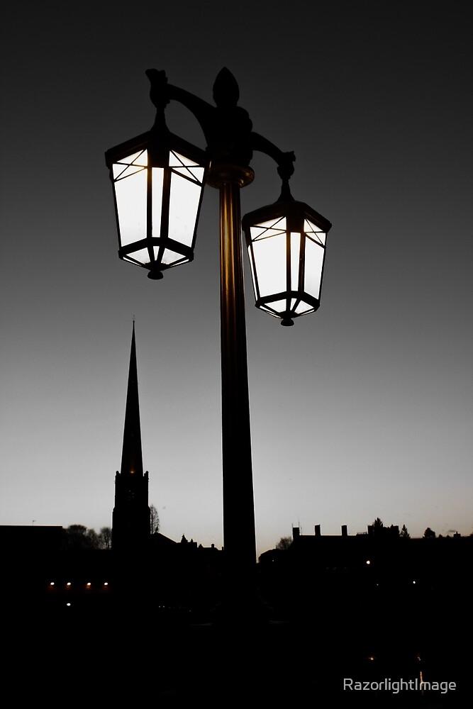 River Lamps by RazorlightImage